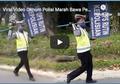 Video Oknum Polisi Membatalkan Razia Membawa Plang Razia Pulang