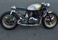 Motor Suzuki Bandit GSF 400 Ini Jadi Aeon Cafe Racer, Apa Artinya?