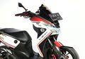 Gak Susah Kok Bikin Lampu Depan Motor Yamaha Lexi Seterang Siang Hari