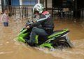 Sebelum Motor Hanyut, Simak Beberapa Titik Rawan Banjir di Jakarta