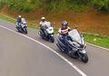 Adu Irit Matic Premium 250 cc, Paling Irit Bisa Mencapai 38,3 km/liter