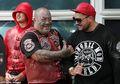 Kutuk Teror Masjid Christchurch, Club Motor Mongrel Mob Punya Reputasi Menyeramkan
