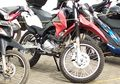 Nih Dia Penampakan Motor Suzuki DR 150 di Indonesia, Udah Pakai Box