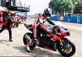 Selain Wartawan Jepang, Pembalap Malaysia Ini Sindir Kondisi Aspal Sirkuit Sentul