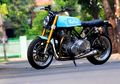 Norton Commando 961 Sport Dibikin Padat Berisi, Nongkrong Jadi Makin Percaya Diri