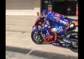 Ampun, Video Hafizh Syahrin Start Ala Pembalap Liar di MotoGP Amerika 2019