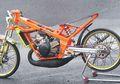 Cuma Pakai CDI Suzuki RC100, Power Kawasaki Ninja 150 Seperti Dijambak Setan, Napas Gak Abis-abis