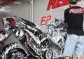 Jangan Cuci Motor Keadaan Mesin Panas Kalau Gak Mau Thermal Shock