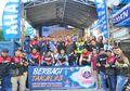 Yamaha NMAX Club Indonesia Depok Chapter Bagi-bagi Takjil, Sudah Yang Ketiga Kalinya