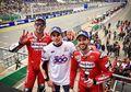 Hasil Lomba MotoGP Prancis 2019, Saling Susul Marc Marquez Raih Juara