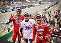 Mengejutkan, Ducati Double Winner, Ada Team Order di MotoGP Prancis 2019?