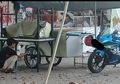 Punya Suzuki GSX150-R Hasil Dari Jual Gorengan, Angkringan, Pecel Ayam Dll