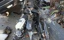 Honda PCX 150 'Dicincang' Nissan X-Trail, Diseret Ratusan Meter, Berhenti Hantam Becak