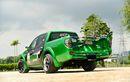 Bukan Cuma Motor, Double Cab Juga Thai Look! Ban Gambot Digusur Street Racing