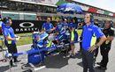 Ramai Gosip Valentino Rossi Berlabuh ke Suzuki, Davide Brivio Beberkan Semuanya!