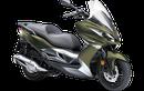 Skutik Besar Kawasaki Pesaing Yamaha NMAX dan Honda PCX, Tapi Keburu Disuntik Mati