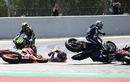 Meski Dapat Banyak Tudingan, Berikut Pandangan Marquez  Pada  Lorenzo