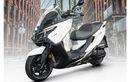 Yamaha NMAX dan Honda PCX Bisa Jadi Pesaing, Kymco X-Town CT 125 Meluncur, Fitur Bejibun