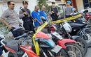 Nyamar Jadi Tukang Parkir, Pria Ini Beraksi di Delapan TKP, Motor Curian Dijual Rp 800 Ribu