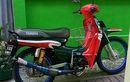 Yamaha Alfa Baju Caltex 'Enggak' Dijual, Pemilik Minta Dibarter Helm, Ditambah Kardus