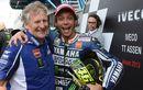 Pria Ini Menjadi Kunci Kesuksesan Valentino Rossi, Belum Tergantikan