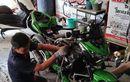 Jakarta Banjir Lagi, Hindari Membersihkan Mesin Motor Pakai Cairan Ini