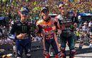 Musim MotoGP 2019 Sudah Jalan 13 Ronde, Ada Hal Unik, Pole Position 'Disikat' 3 Pembalap Ini
