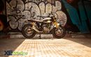 Benelli Scrambler Garapan The Owl Garage, Pakai Gas Super Unik