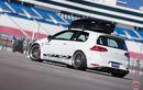 Siapa Bilang Racing Look Haram Pakai Roof Box, Buktinya VW Golf Ini Cakep Juga