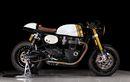 Triumph Thruxton R 1200 Cafe Racer, Minimalis Tapi Tetap Stylish