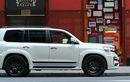 Toyota Land Cruiser Gayanya Makin 'Luwes', Dipercantik Body Kit Artisan Spirit, Pelek Mendukung