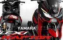 Ganti Headlamp dan Berbodi Karbon, Yamaha Lexi Kini Bertampang Agresif
