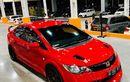 Klop Banget Honda Civic FD Tonjolkan Pelek Sporty Orisinal Jepang