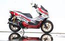 PCX 150 Tampil Segar, Aroma Racing Mencuat, Rebut Tampang Tim Balap Honda