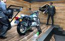 Tampang Klasik Kawasaki New W800 Makin Terlihat Jadul Karena Dapat Penyegaran Sektor Ini