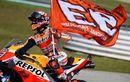 Marc Marquez Cetak Rekor, Valentino Rossi Catat 174 Poin Klasemen Akhir MotoGP 2019