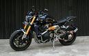 Daripada Nganggur di Garasi, Honda CB600F Dirombak Jadi Neo Sport Cafe