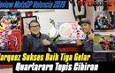 Video Review MotoGP Valencia 2019: Musim Sempurna Marc Marquez, Fabio Quartararo Kasih Banyak Gelar