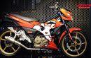 Inspiratif Suzuki Satria F150 Tampil Beda Modal Part Racingboy