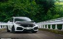 Honda Civic Turbo Makin Sporty Bertabur Aksesori Spoon, Bisa Diet 7 Kg