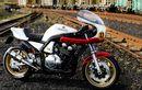 Yamaha FZS600 Fazer Gampang Jadi Cafe Racer Modal Body Kit Simpel