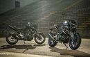 Tampilan Motor Makin Sporty, Paket Aksesoris untuk Yamaha MT-03 dan MT-125 Meluncur