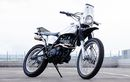 Yamaha XT550 Enduro Modern Era 50an, Menawan Dengan Bodi Metal