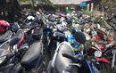 Sedih Lihatnya, Ratusan Motor Sitaan Polisi jadi Bangkai di Teluk Pucung Bekasi Ada Kawasaki KLX dan Honda Vario