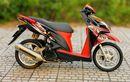 Modifikasi Simpel Honda Vario 125, Pengereman dan Kakinya Mewah