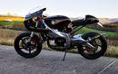 La Mama: Aprilia RS125 Cafe Racer Kenangan Ibu Tercinta, Mesinnya Jadi 154cc