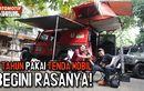 Cerita Member Komunitas LROI, 7 Tahun Pakai Tenda Mobil, Camping dan Tolong Korban Bencana!