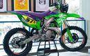 Purple Monster: Sebuah Tribute Untuk Kawasaki KX500 Jawara Baja 1000
