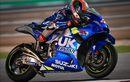 Hasil Tes Pramusim MotoGP 2020 Qatar, Hari Pertama Suzuki Tercepat, Valentino Rossi Dan Marc Marquez Saling Susul.