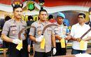 Mantap, Polres Metro Depok Berhasil Amankan 7 Remaja Pelaku Begal Sadis Yang Merupakan Anggota Geng Motor